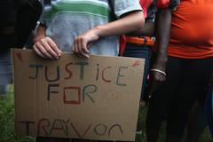 Greenville Protest to Support Trayvon Martin's Family Today